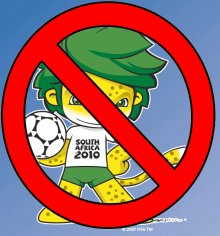 FIFA Skep die room! Bavaria Girls